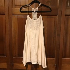NEW spaghetti strap lace Mossimo Supply Co. dress